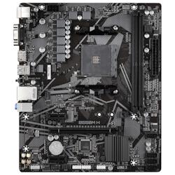 Product image of Gigabyte B550M H AM4 mATX Desktop Motherboard - Click for product page of Gigabyte B550M H AM4 mATX Desktop Motherboard