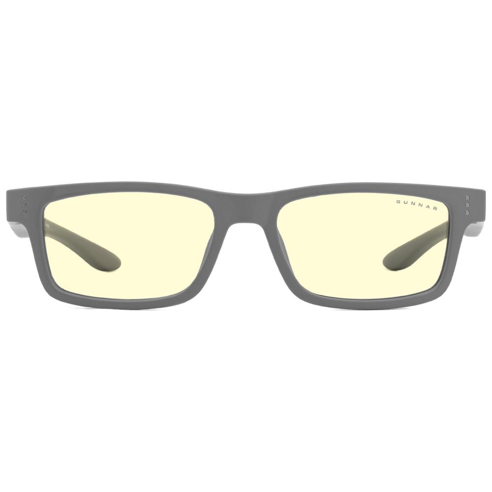 A large main feature product image of Gunnar Cruz Kids Amber Grey Indoor Digital Eyewear Small