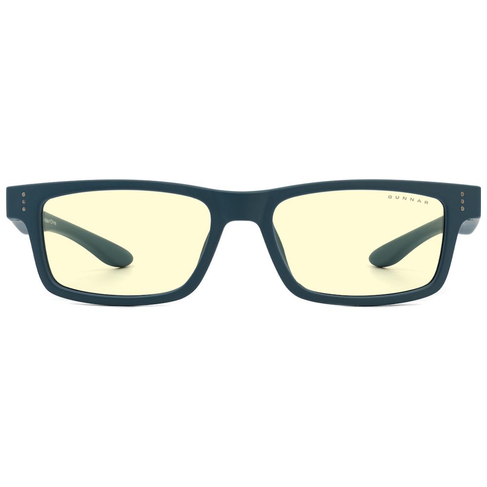 A large main feature product image of Gunnar Cruz Kids Amber Teal Indoor Digital Eyewear Small