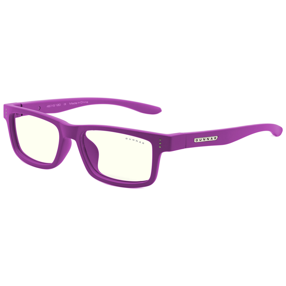 A large main feature product image of Gunnar Cruz Kids Clear Magenta Indoor Digital Eyewear Small