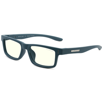 Product image of Gunnar Cruz Kids Clear Teal Indoor Digital Eyewear Small - Click for product page of Gunnar Cruz Kids Clear Teal Indoor Digital Eyewear Small