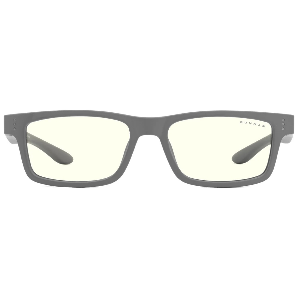 A large main feature product image of Gunnar Cruz Kids Clear Grey Indoor Digital Eyewear Small