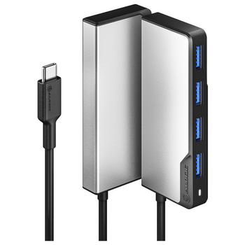 Product image of ALOGIC  USB-C Fusion SWIFT 4-in-1 Hub - Click for product page of ALOGIC  USB-C Fusion SWIFT 4-in-1 Hub