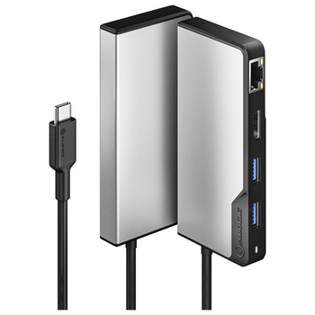 Product image of ALOGIC USB-C Fusion ALPHA 5-in-1 Hub - Click for product page of ALOGIC USB-C Fusion ALPHA 5-in-1 Hub