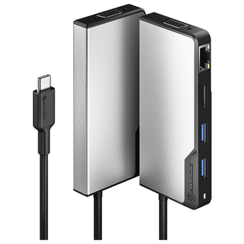Product image of ALOGIC USB-C Fusion MAX 6-in-1 Hub - Click for product page of ALOGIC USB-C Fusion MAX 6-in-1 Hub