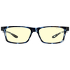 A product image of Gunnar Cruz Kids Amber Navy Tortoise Indoor Digital Eyewear Large