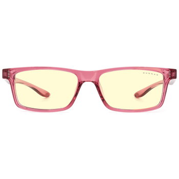 Product image of Gunnar Cruz Kids Amber Pink Indoor Digital Eyewear Large - Click for product page of Gunnar Cruz Kids Amber Pink Indoor Digital Eyewear Large