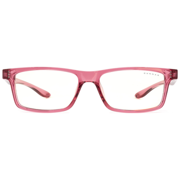 Product image of Gunnar Cruz Kids Clear Pink Indoor Digital Eyewear Large - Click for product page of Gunnar Cruz Kids Clear Pink Indoor Digital Eyewear Large