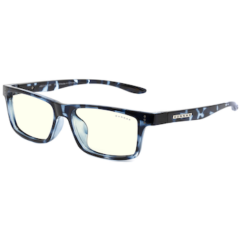 Product image of Gunnar Cruz Kids Clear Navy Tortoise Indoor Digital Eyewear Large - Click for product page of Gunnar Cruz Kids Clear Navy Tortoise Indoor Digital Eyewear Large