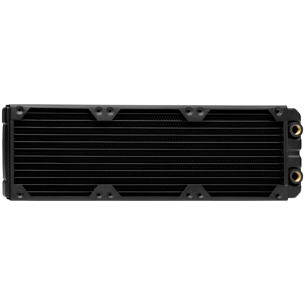 A large main feature product image of CORSAIR Hydro X Series iCUE XH305i RGB Custom Cooling Kit