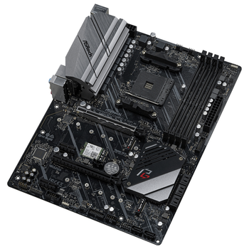 Product image of ASRock X570 Phantom Gaming 4 WiFi AX AM4 ATX Desktop Motherboard - Click for product page of ASRock X570 Phantom Gaming 4 WiFi AX AM4 ATX Desktop Motherboard