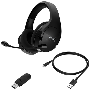 Product image of Kingston HyperX Cloud Stinger Core Wireless 7.1 Gaming Headset for PC - Click for product page of Kingston HyperX Cloud Stinger Core Wireless 7.1 Gaming Headset for PC