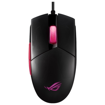 Product image of ASUS ROG Strix Impact II Ambidextrous Lightweight Gaming Mouse -  Electro Punk - Click for product page of ASUS ROG Strix Impact II Ambidextrous Lightweight Gaming Mouse -  Electro Punk