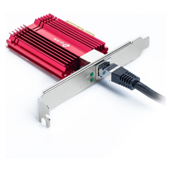 Product image of TP-LINK TX401 10Gbps PCI Express Network Adapter - Click for product page of TP-LINK TX401 10Gbps PCI Express Network Adapter