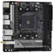 A small tile product image of ASRock A520M-ITX AC AM4 mITX Desktop Motherboard