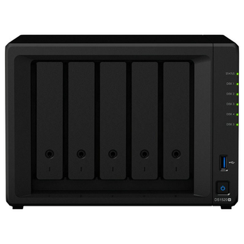 Product image of Synology DiskStation DS1520+ Quad Core 2.0GHz 5 Bay NAS Enclosure - Click for product page of Synology DiskStation DS1520+ Quad Core 2.0GHz 5 Bay NAS Enclosure