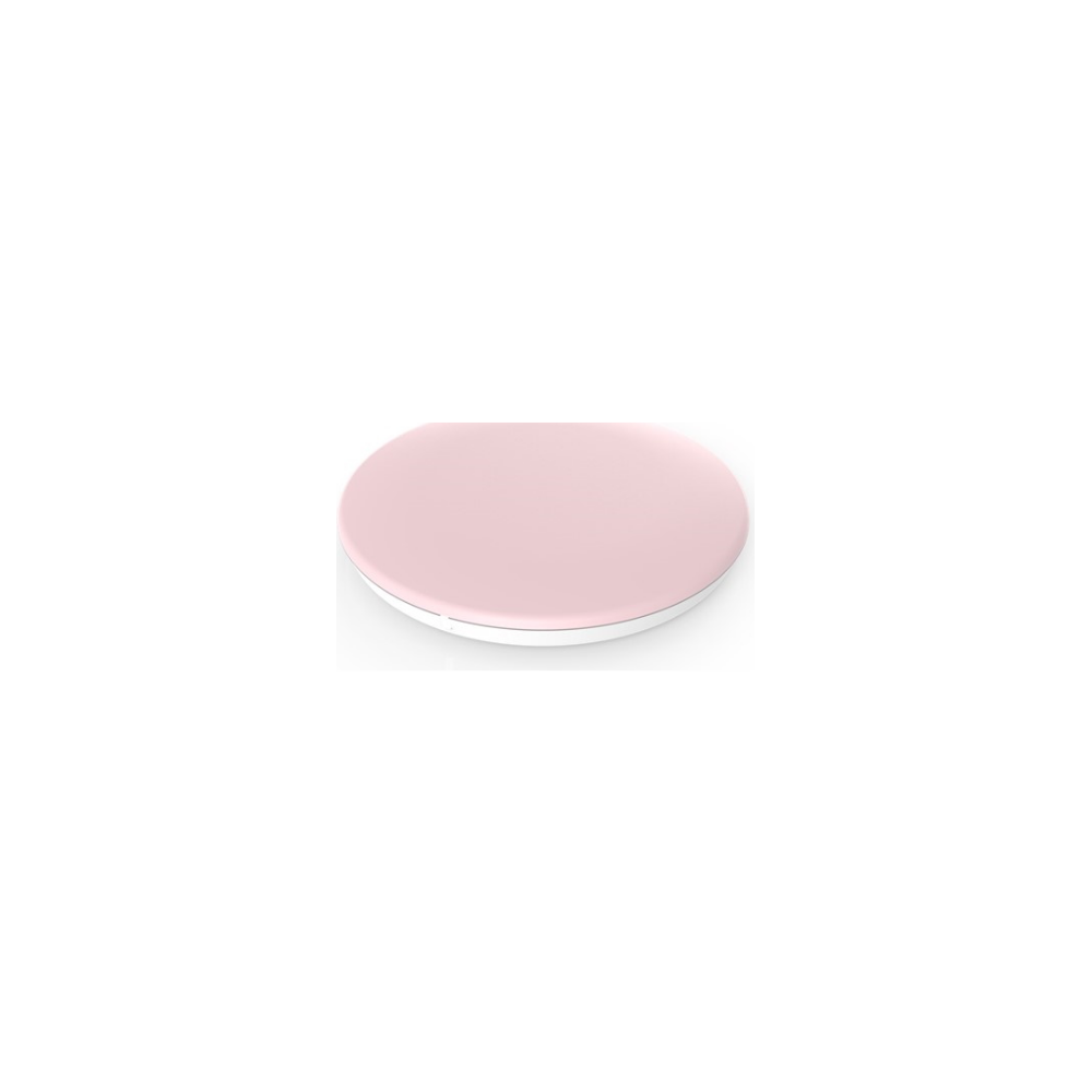 A large main feature product image of ASUS Wireless Power Mate Pink