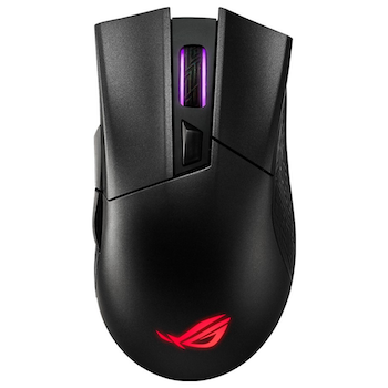 Product image of ASUS ROG Gladius II Wireless Gaming Mouse - Click for product page of ASUS ROG Gladius II Wireless Gaming Mouse