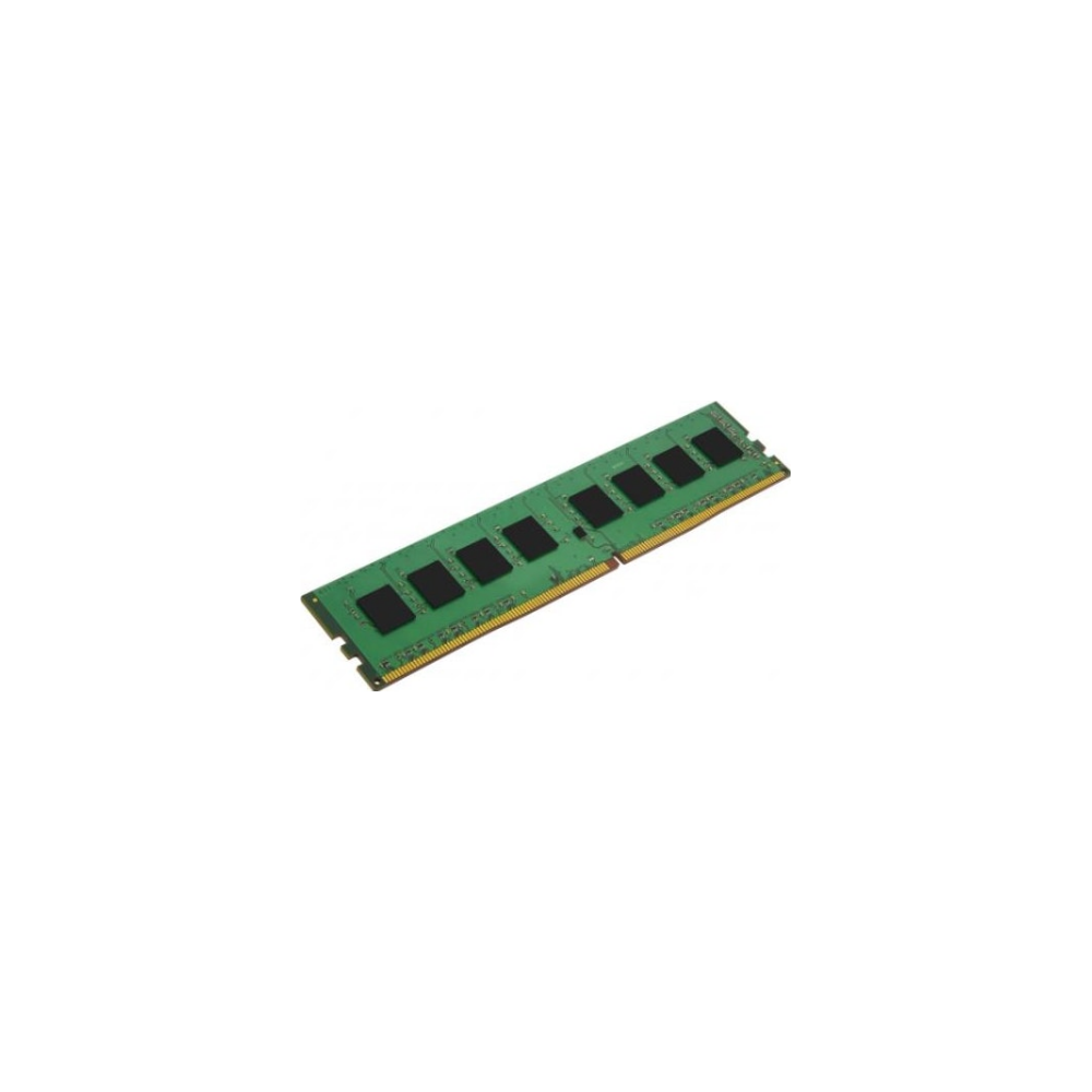 A large main feature product image of Kingston 16GB DDR4 ValueRAM C19 2666MHz