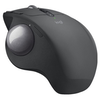 A product image of Logitech MX Ergo Wireless Trackball Mouse
