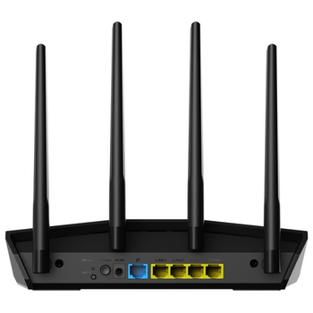 Product image of ASUS RT-AX55 802.11ax Dual-Band AiMesh Wireless-AX1800 Gigabit Router - Click for product page of ASUS RT-AX55 802.11ax Dual-Band AiMesh Wireless-AX1800 Gigabit Router