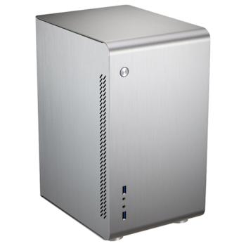 Product image of Jonsbo U3 Silver mATX Case - Click for product page of Jonsbo U3 Silver mATX Case
