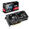 A product image of ASUS Radeon RX 5500 XT Dual EVO OC Edition 8GB GDDR6