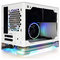 A small tile product image of InWin A1 Plus White Mini-ITX Case w/ Tempered Glass Side Panel