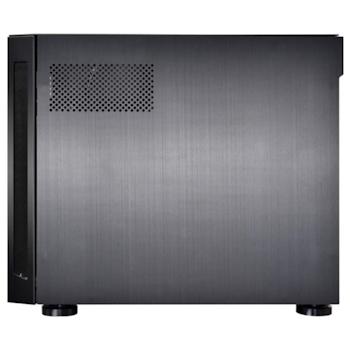 Product image of Lian-Li PC-TU150 Mini ITX Case w/Tempered Glass Side Panel - Black - Click for product page of Lian-Li PC-TU150 Mini ITX Case w/Tempered Glass Side Panel - Black