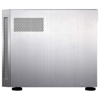 Product image of Lian-Li PC-TU150 Mini ITX Case w/Tempered Glass Side Panel - Silver - Click for product page of Lian-Li PC-TU150 Mini ITX Case w/Tempered Glass Side Panel - Silver
