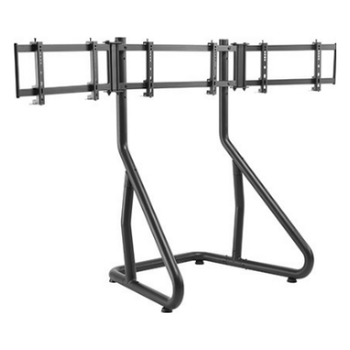 Product image of Brateck Triple Monitor Stand Screen Size  24 - 32 - Click for product page of Brateck Triple Monitor Stand Screen Size  24 - 32