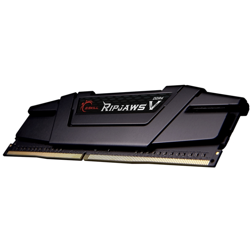 A large main feature product image of G.Skill 256GB Kit (8x32GB) DDR4 Ripjaws V C16 3200Mhz