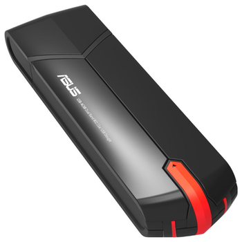 Product image of EX-DEMO ASUS USB-AC68 802.11ac Dual-Band Wireless-AC1900 USB3.0 Adapter - Click for product page of EX-DEMO ASUS USB-AC68 802.11ac Dual-Band Wireless-AC1900 USB3.0 Adapter