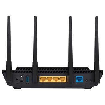 Product image of ASUS RT-AX3000 802.11ax Dual-Band AiMesh Wireless-AX3000 Gigabit Router - Click for product page of ASUS RT-AX3000 802.11ax Dual-Band AiMesh Wireless-AX3000 Gigabit Router