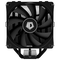 A small tile product image of ID-COOLING Sweden Series SE-224-XT Black CPU Cooler