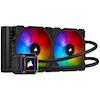 A product image of Corsair iCUE H115i Elite Capellix 280mm AIO Liquid CPU Cooler