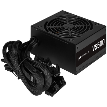 Product image of Corsair VS500 500W 80Plus Power Supply - Click for product page of Corsair VS500 500W 80Plus Power Supply