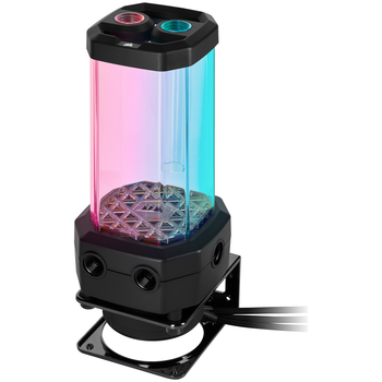 Product image of Corsair Hydro X Series XD5 RGB Pump/Reservoir Combo V2 - Click for product page of Corsair Hydro X Series XD5 RGB Pump/Reservoir Combo V2
