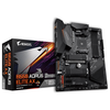 A product image of Gigabyte B550 Aorus Elite AX AM4 ATX Desktop Motherboard