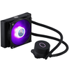 A product image of Cooler Master MasterLiquid ML120L RGB AIO Liquid Cooler V2