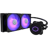 A product image of Cooler Master MasterLiquid ML240L RGB AIO Liquid Cooler V2