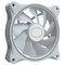 A small tile product image of Cooler Master MasterFan MF120 Halo RGB 120mm Fan White Edition