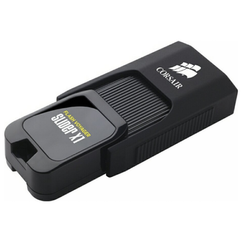 Product image of Corsair Flash Voyager Slider X1 64GB USB3.0 Flash Drive - Click for product page of Corsair Flash Voyager Slider X1 64GB USB3.0 Flash Drive