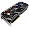 A small tile product image of ASUS GeForce RTX 3080 ROG Strix Gaming 10GB GDDR6X