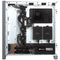A small tile product image of Corsair iCue 4000X RGB White Case w/ Tempered Glass Side Panel