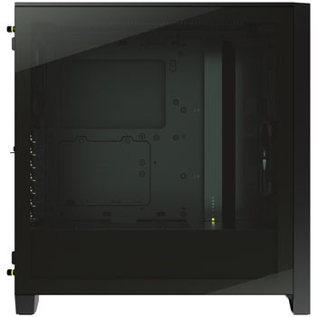 Product image of Corsair 4000D Black Case w/ Tempered Glass Side Panel - Click for product page of Corsair 4000D Black Case w/ Tempered Glass Side Panel