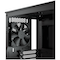 A small tile product image of Corsair 4000D Black Case w/ Tempered Glass Side Planel