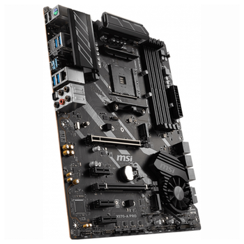 Product image of EX-DEMO MSI X570-A PRO AM4 ATX Desktop Motherboard - Click for product page of EX-DEMO MSI X570-A PRO AM4 ATX Desktop Motherboard
