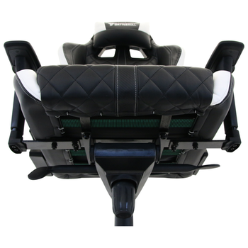 Product image of EX-DEMO BattleBull Crosshair Gaming Chair Black/White - Click for product page of EX-DEMO BattleBull Crosshair Gaming Chair Black/White