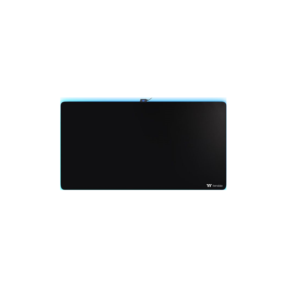 A large main feature product image of Thermaltake M900 XXL RGB Gaming Mouse Pad